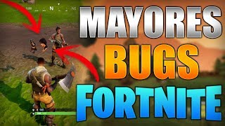 THE BIGGEST BUGS IN FORTNITE