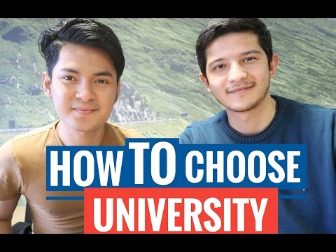 Chevening Scholarship Tips: How to Choose University