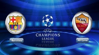 Prediksi Leg Pertama Perempat Final Liga Champions Barcelona vs AS Roma  5 April 2018