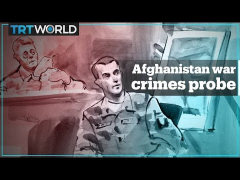ICC Allows Probe Into War Crimes By The US Military And Its Allies In Afghanistan