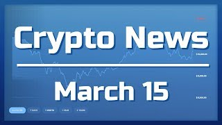 Crypto News Mar 15th, 2018 (EOS, Regulations, Payment Providers)