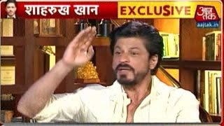 Shahrukh Khan Exclusive: Is There Growing Intolerance? | Part 8