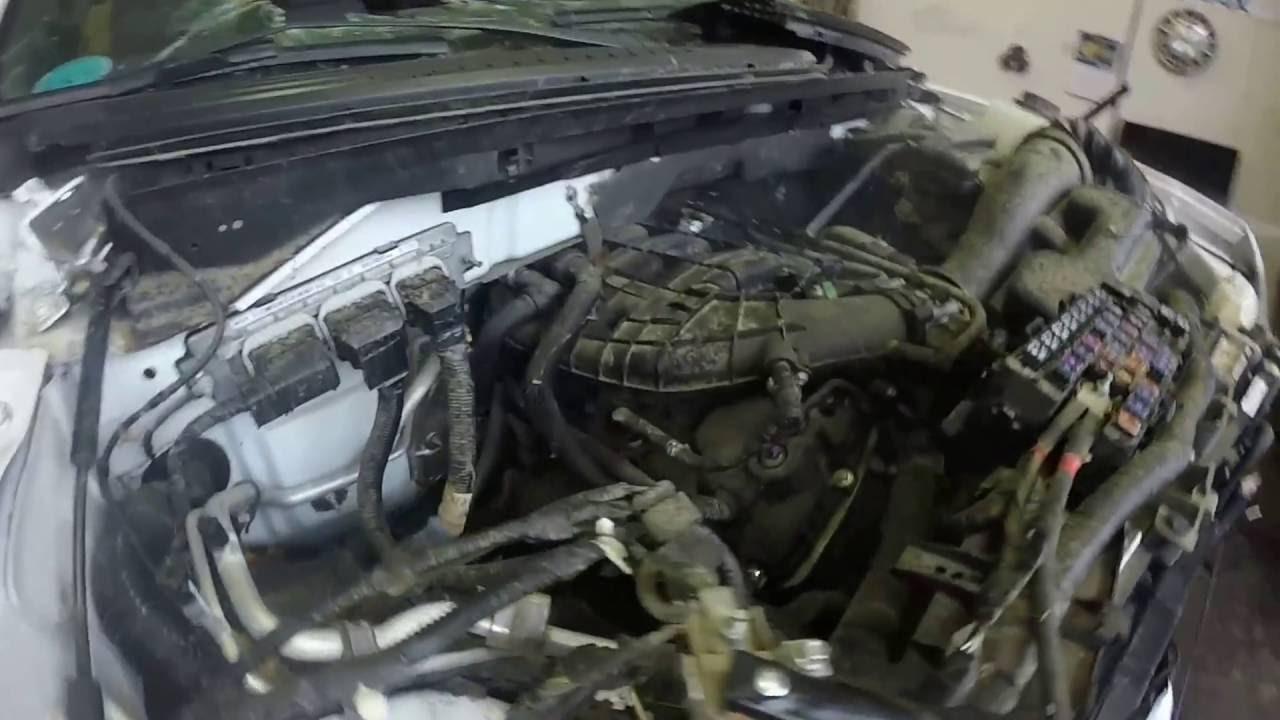 2014 ford f150 engine 3 7l 8k miles stkr15589