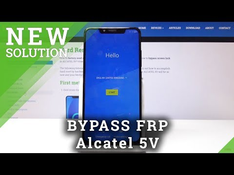 New alcatel FRP remove (tutorial) - Page 2 - GSM-Forum