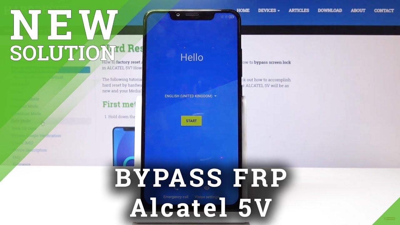 New alcatel FRP remove (tutorial) - Page 2 - GSM-Forum