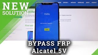 How To Bypass Google Verification On Alcatel Idol 4