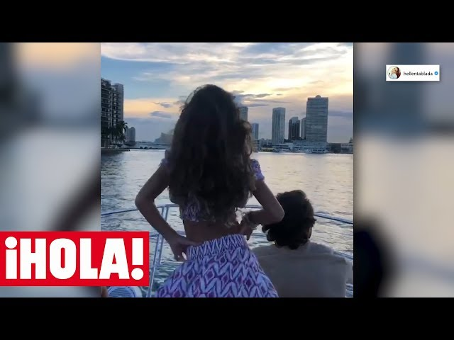 Ella, la hija de David Bisbal y Elena Tablada, ¡cómo baila!