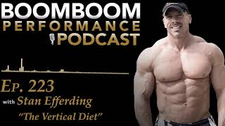 Stan Efferding on The Vertical Diet