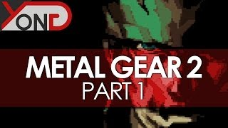 Metal Gear 2: Solid Snake - ZANZIBAR LAND! - YongPlay #1