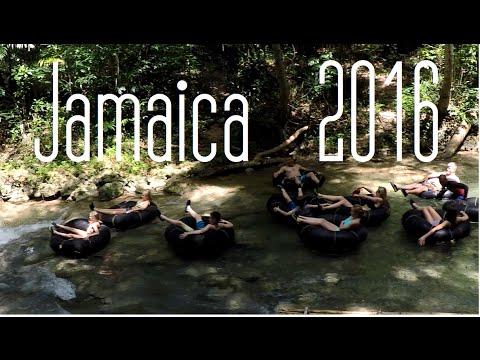 Jamaica || Dunn's River Falls and Inner Tubing