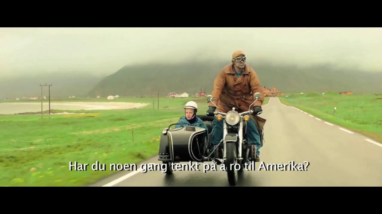 Oskars Amerika Familiefilm Fra Nord Norge Kort Teaser 2 Youtube