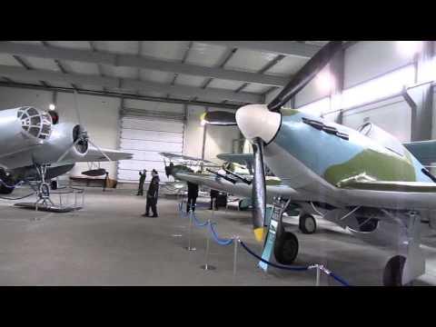 Музей Авиации Северного флота 14 мая 2015 года