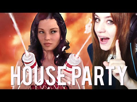HOUSE PARTY #04 - STEPHANIE WILL DIE SAHNE ● Let's Play House Party