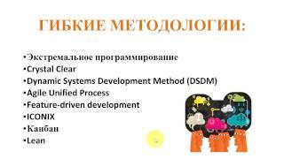 10. Методологии разработки (Часть 1)