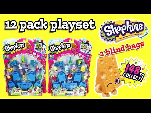 Shopkins Blind Bag Basket Opening Doovi