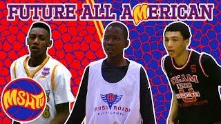 2018 McDonald's All Americans in Middle School - MSHTV - Bol Bol, RJ Barrett, Jahvon Quinerly