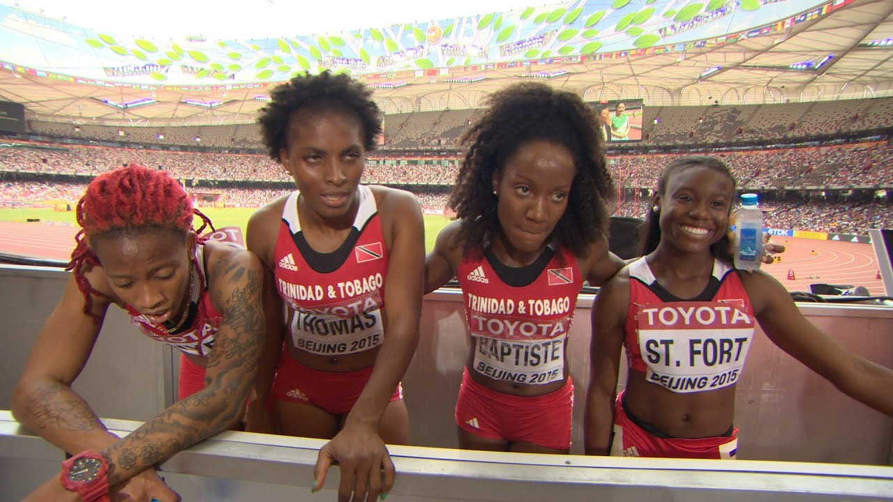 tobago trinidad and Women from