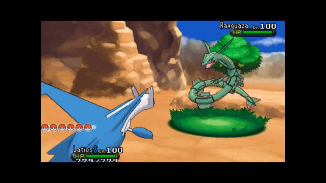 comment trouver rayquaza dans pokemon x