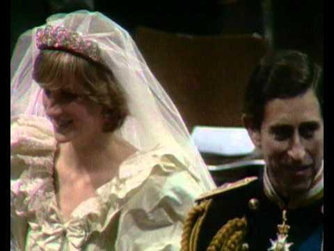 Royal Wedding Youtube.Prince Charles And Princess Diana S Royal Wedding Youtube