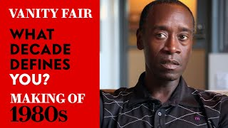 Making of 1980s-The Reagan Era and the Rise of Crack by Don Cheadle-VF Decades Series