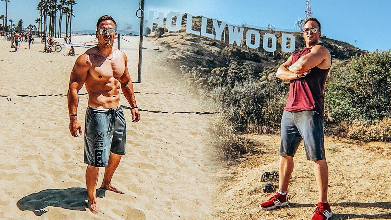 Столяров разрывает Лос Анджелес / Покоряем Голливуд