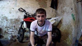 Vlog : Czy otrzymam karę 5 000 zł za jeżdżenie enduro po lesie !?