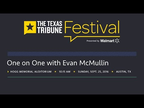 One on One with Evan McMullin