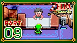 The Legend of Zelda: The Minish Cap - Part 9 - Hyrule Town Questing!