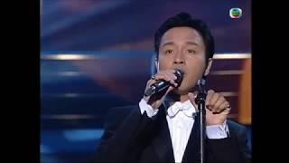 【张国荣/Leslie Cheung】十大劲歌金曲 Monica+有谁共鸣+左右手+荣誉大奖(1999)【无水印高清修复版】