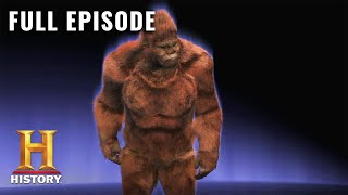 MonsterQuest: BIGFOOT FOUND IN WASHINGTON STATE (S1, E5)   Full Episode   History