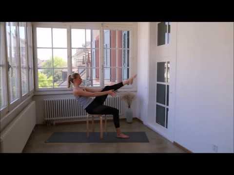 Pilates mit Marjatta - 15 Minuten Ganzkörper Training