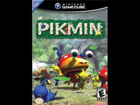 Pikmin song: Challenge mode (fast/slow)