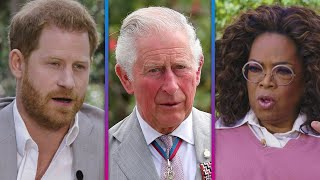Prince Harry Reveals Prince Charles Stopped Taking His Calls Amid 'Megxit'