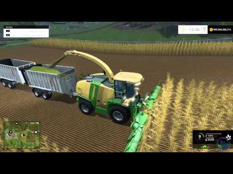 Farming Simulator 15: How to farm: Bio Gas