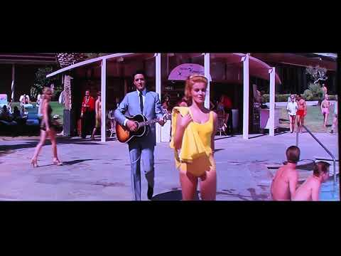 Elvis and Ann-Margret HD: 'The Lady Loves Me' (Viva Las Vegas)