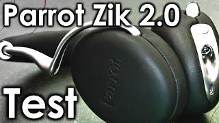 Parrot Zik 2.0 - Test - Twardy Reset