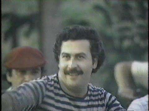 Pablo Escobar Gaviria - El capo de Colombia - YouTube  |Pablo Escobar