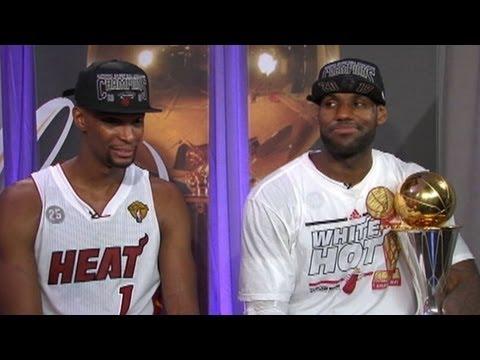 LeBron James Interview 2013: Star Doesn't Regret Multiple Championships Talk After NBA Finals 2013