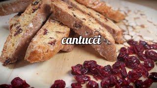 How To Make Cantucci (biscotti) ㅣ칸투치 (비스코티) 만들기