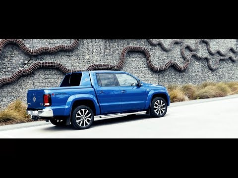 VW Amarok V6 TDI - REVIEW - the truck that ate a Golf