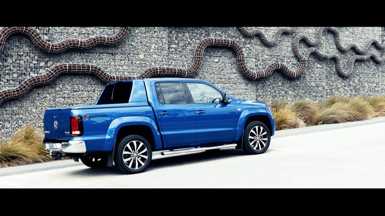 Vw Amarok V6 Tdi Review The Truck That Ate A Golf