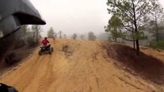 Sand Hill ATV Mississippi 2006 YZ450F