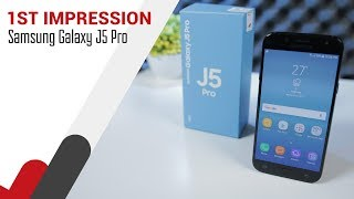 Samsung Galaxy J5 Pro - Unboxing dan Impresi Pertama