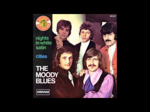 Moody Blues - Nights in White Satin, 1967 (Instrumental Cover + Backing Vocals) & Lyrics