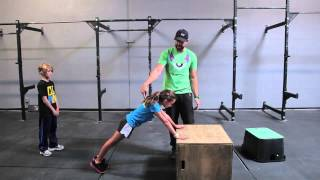 How to Teach Kids the Push Up