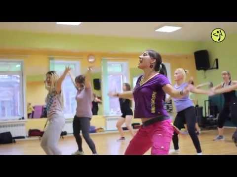 Мастер-класс ZUMBA-fitness в Саратове, ФК Лидер - 24.07.2015