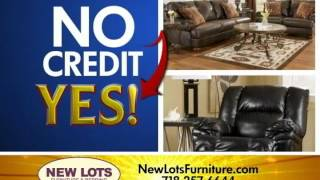 New Lots Furniture We Say Yes