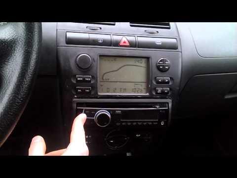 probleem radio [SEAT] [Cordoba 6K2 Vario]