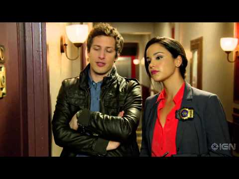 Brooklyn Nine-Nine: Shaft Style
