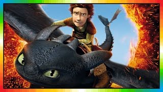 How to Train Your Dragon - Drachenzähmen leicht gemacht - Dreamworks - Riders of berk (Videogame)